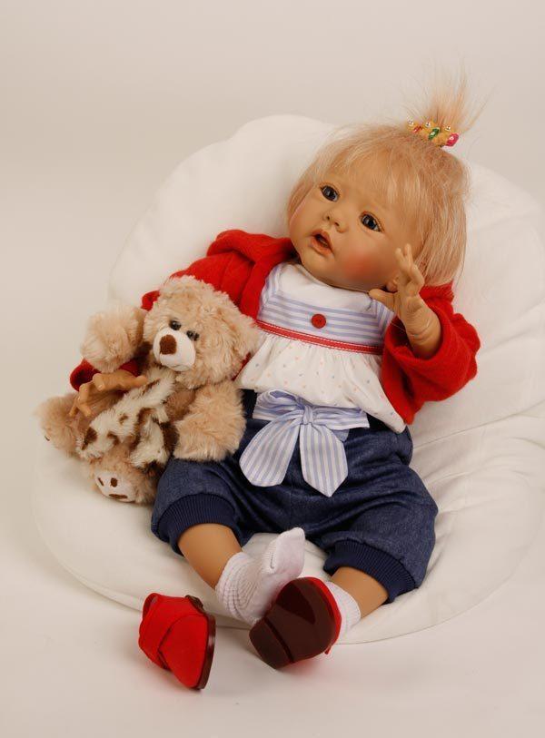 Dolls Sammlerpuppe