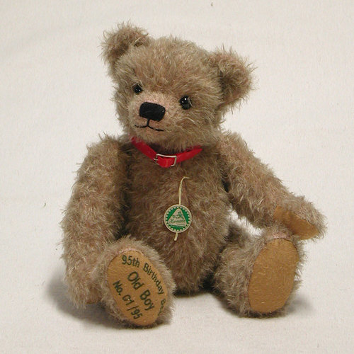 95th Birthday Bear 1920-2015 102463 v. Hermann Coburg
