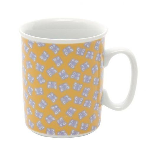 Mug Henkelbecher Everyday Allover Butterfly P1523P97 v. Thun