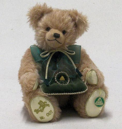 Hermann Classic Trademark Bear 102487 v. Hermann Coburg
