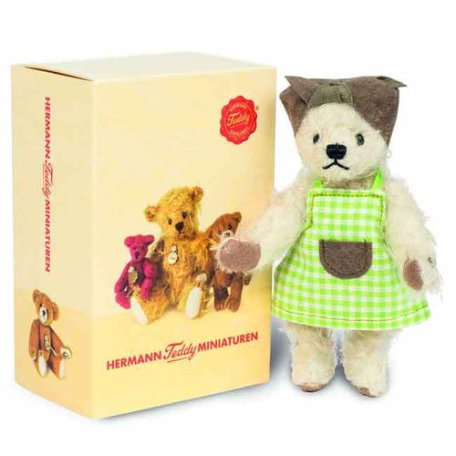 Teddy Hausmädchen Minna 154808 v. Teddy Hermann