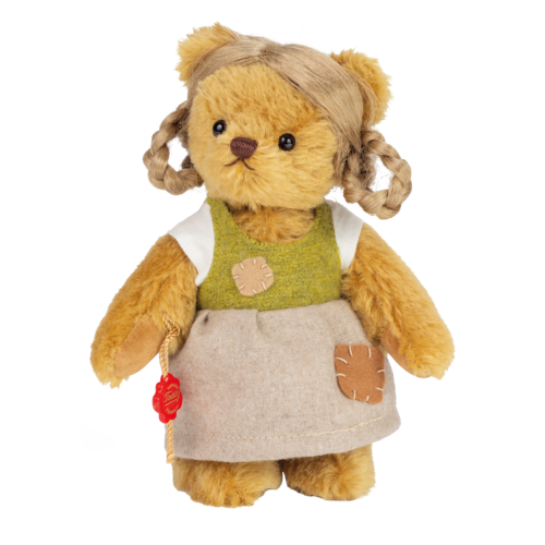 Teddy Gretel 118527 v. Teddy Hermann