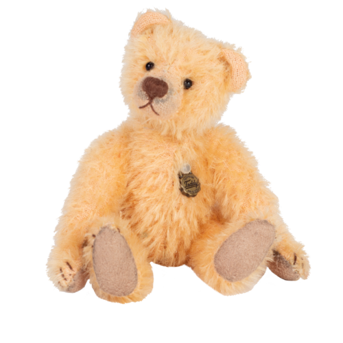 Teddy Antikbär apricot 154631 v. Teddy Hermann